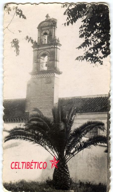 Espadaña Santa Clara 1955