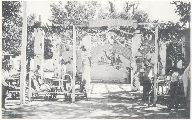 Caseta Los aburríos 1950
