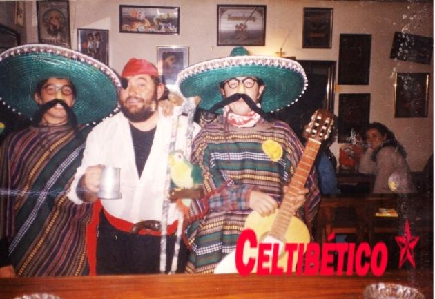 J. pirata y mejicanos
